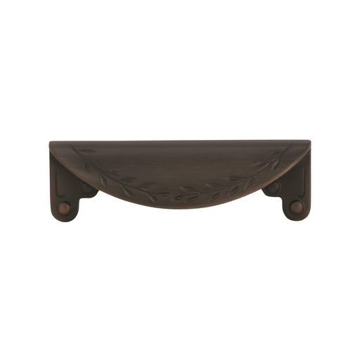 Amerock A-BP1582-ORB Inspirations Oil-Rubbed Bronze Cup Pull - Knob Depot