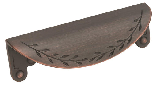 Amerock A-BP1582-ORB Inspirations Oil-Rubbed Bronze Cup Pull - KnobDepot.com