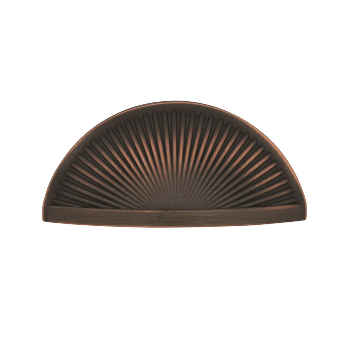Amerock A-BP36615ORB Sea Grass  Oil-Rubbed Bronze Cup Pull