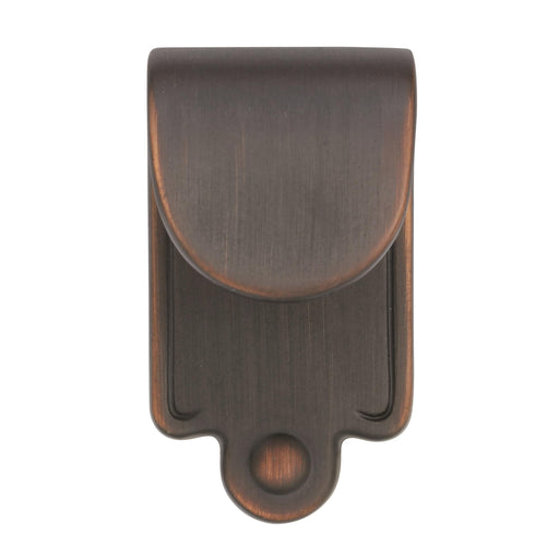 Amerock A-BP1593-ORB Inspirations Oil-Rubbed Bronze Finger Pull - Knob Depot