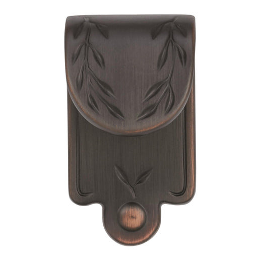 Amerock A-BP1583ORB Inspirations Oil-Rubbed Bronze Finger Pull - Knob Depot