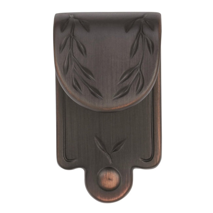 Amerock A-BP1583-ORB Inspirations Oil-Rubbed Bronze Finger Pull - KnobDepot.com