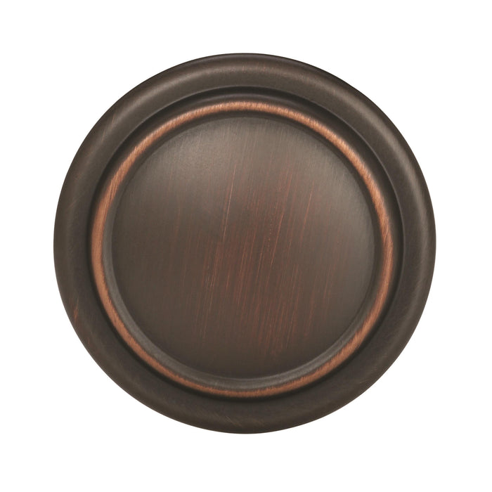Amerock A-BP29113-ORB Allison Oil-Rubbed Bronze Round Knob - KnobDepot.com