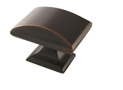 Amerock A-BP29368-ORB Candler Oil-Rubbed Bronze Rectangular Knob - KnobDepot.com