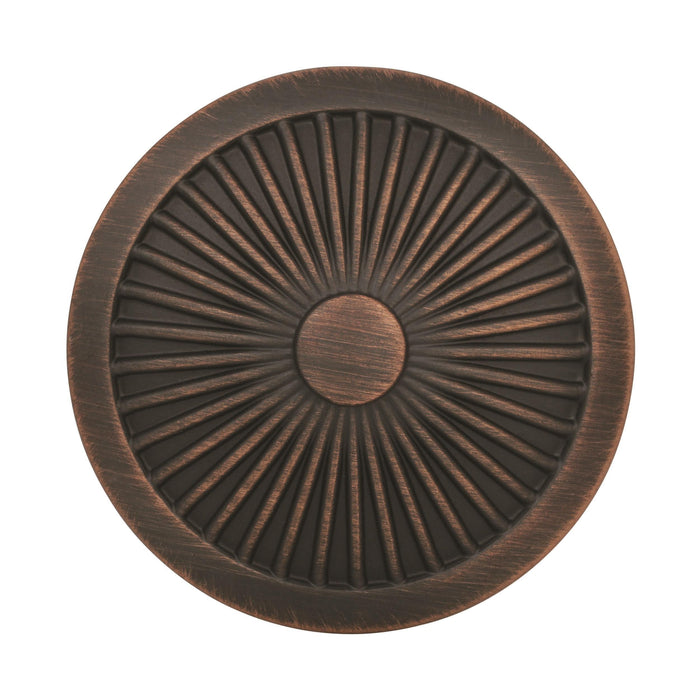 Amerock A-BP36613ORB Crawford Oil-Rubbed Bronze Round Knob - Knob Depot