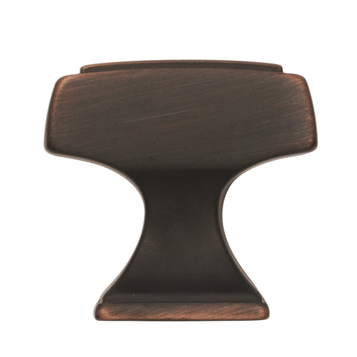 Amerock A-BP53029-ORB Mulholland Oil-Rubbed Bronze Rectangular Knob - KnobDepot.com