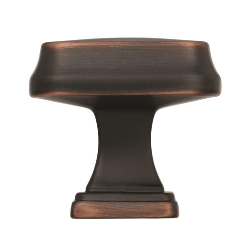 Amerock A-BP55340-ORB Revitalize Oil-Rubbed Bronze Rectangular Knob - KnobDepot.com