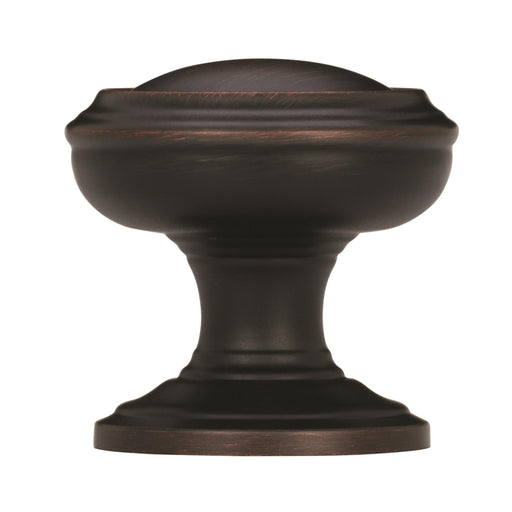 Amerock A-BP55342-ORB Revitalize Oil-Rubbed Bronze Round Knob - KnobDepot.com
