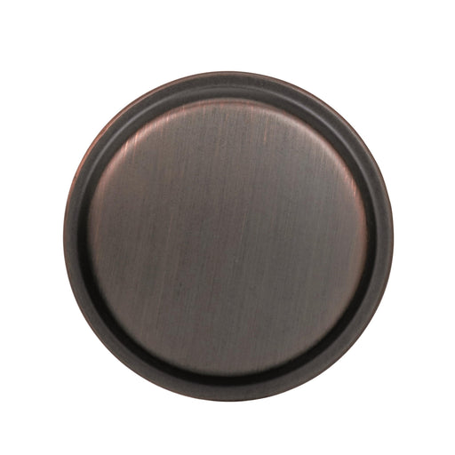 Amerock A-BP53718ORB Westerly Oil Rubbed Bronze Round Knob - Knob Depot