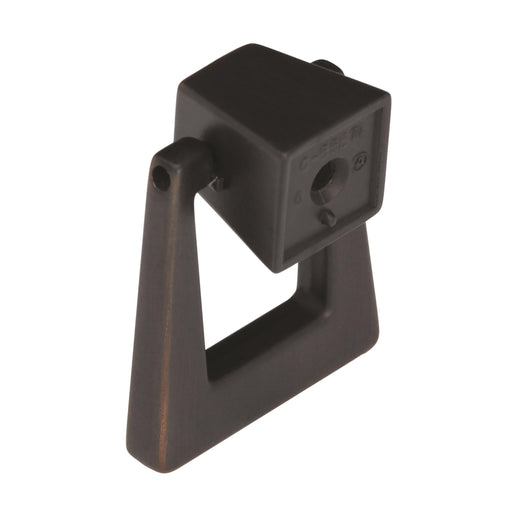 Amerock A-BP55274ORB Blackrock Oil-Rubbed Bronze Finger Drop Pull - Knob Depot