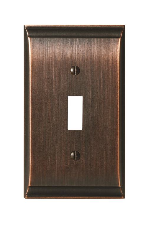 Amerock A-BP36500ORB Candler Oil Rubbed Bronze Wall Plate - Knob Depot