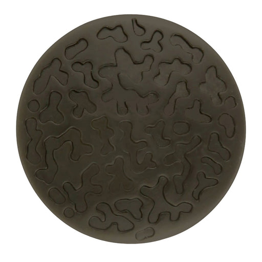 Hickory Hardware H-P102-CB Casual/Southwest Lodge Colonial Black Round Knob - Knob Depot