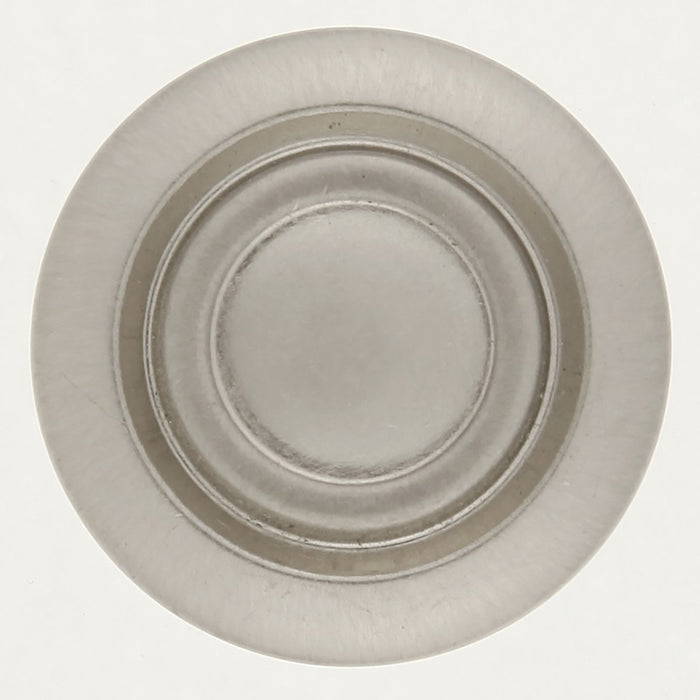 Hickory Hardware H-P121-SN Traditional/Cavalier Satin Nickel Round Knob - KnobDepot.com