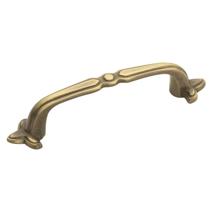 Hickory Hardware H-P133-AB Traditional/Cavalier Antique Brass Standard Pull