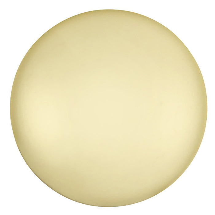 Hickory Hardware H-P214-3 Contemporary/Sunnyside Polished Brass Round Knob - Knob Depot