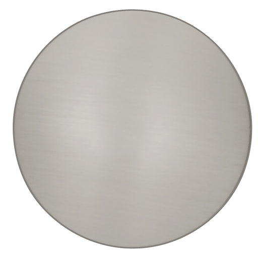 Hickory Hardware H-P2142-SS Contemporary/American Diner Stainless Steel Round Knob - KnobDepot.com