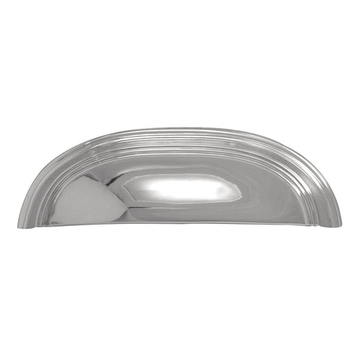 Hickory Hardware H-P2144-CH Contemporary/American Diner Chrome Cup Pull