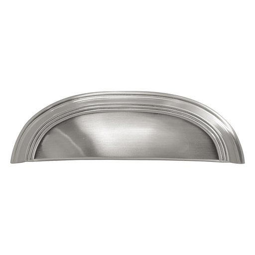 Hickory Hardware H-P2144-SN Contemporary/American Diner Satin Nickel Cup Pull