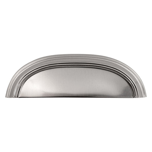 Hickory Hardware H-P2144-SS Contemporary/American Diner Stainless Steel Cup Pull - KnobDepot.com