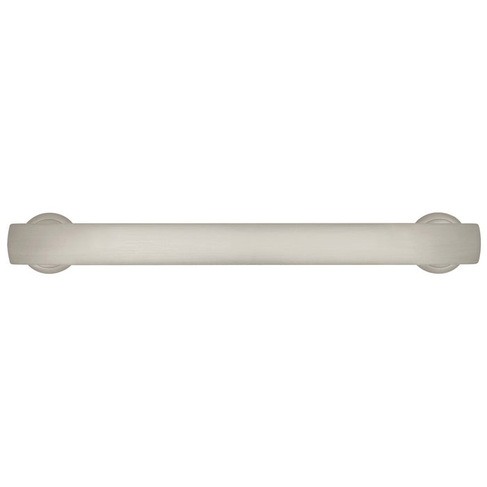 Hickory Hardware H-P2146-SN Contemporary/American Diner Satin Nickel Appliance Pull