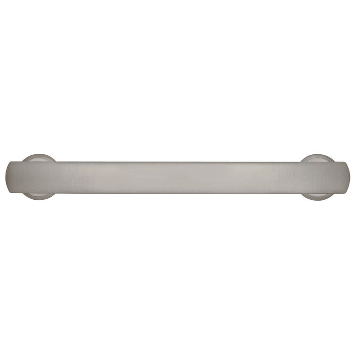 Hickory Hardware H-P2149-SS Contemporary/American Diner Stainless Steel Standard Pull - Knob Depot