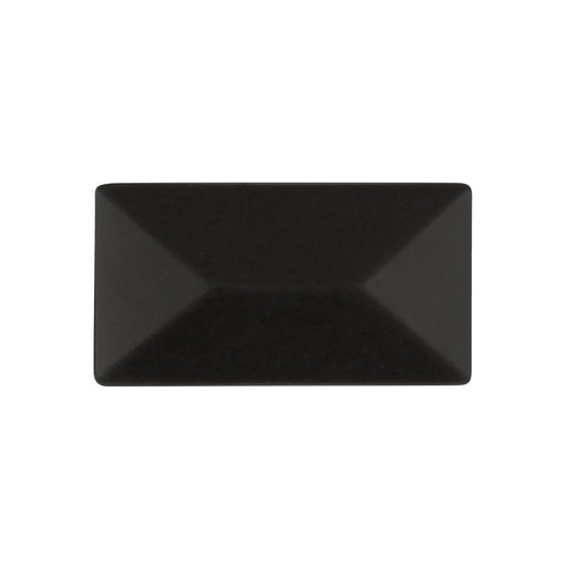 Hickory Hardware H-P2151-10B Contemporary/Bungalow Oil Rubbed Bronze Rectangular Knob - Knob Depot