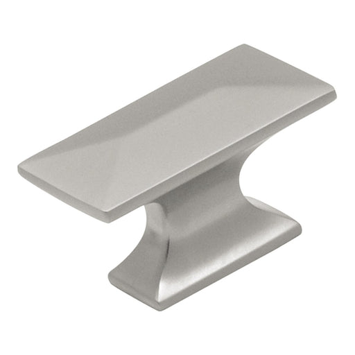 Hickory Hardware H-P2151-PN Contemporary/Bungalow Pearl Nickel Rectangular Knob - KnobDepot.com