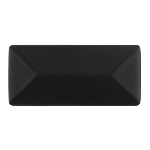 Hickory Hardware H-P2152-10B Contemporary/Bungalow Oil Rubbed Bronze Rectangular Knob - Knob Depot