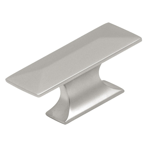 Hickory Hardware H-P2152-PN Contemporary/Bungalow Pearl Nickel Rectangular Knob - KnobDepot.com