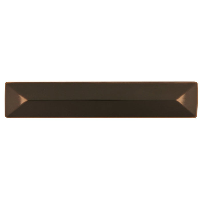Hickory Hardware H-P2153-OBH Contemporary/Bungalow Oil Rubbed Bronze Highlighted Standard Pull