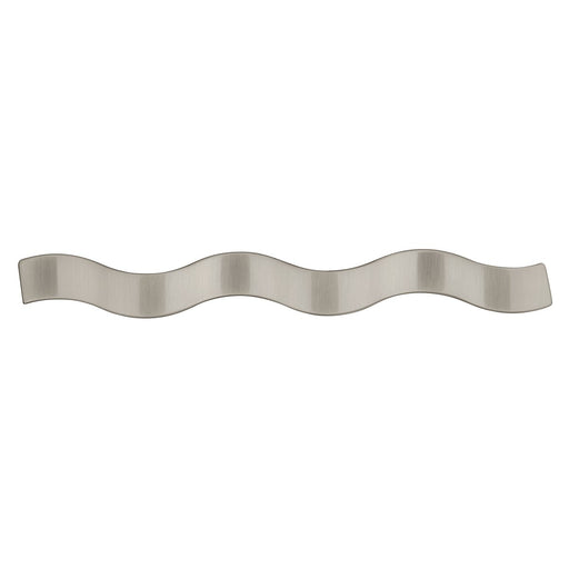 Hickory Hardware H-P2161-SN Contemporary/Euro-Contemporary Satin Nickel Standard Pull - KnobDepot.com