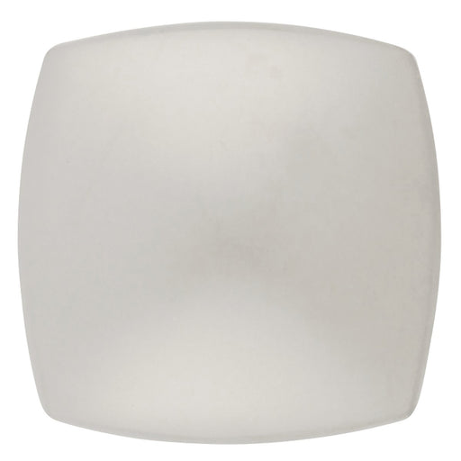 Hickory Hardware H-P2163-PN Contemporary/Euro-Contemporary Pearl Nickel Square Knob - Knob Depot