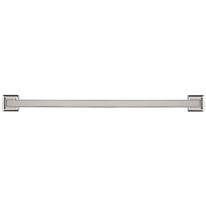 Hickory Hardware H-P2279-14 Contemporary/Studio Bright Nickel Appliance Pull - Knob Depot