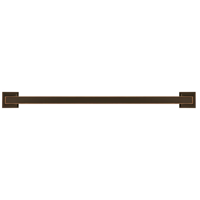 Hickory Hardware H-P2279-OBH Contemporary/Studio Oil Rubbed Bronze Highlighted Appliance Pull