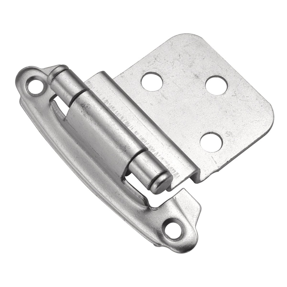 Hickory Hardware H-P243-CLX Functional/Surface Self-Closing Chromolux Hinge