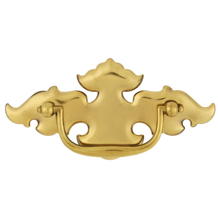 Hickory Hardware H-P252-LP Traditional/Manor House Lancaster Hand Polished Drop Pull - Knob Depot