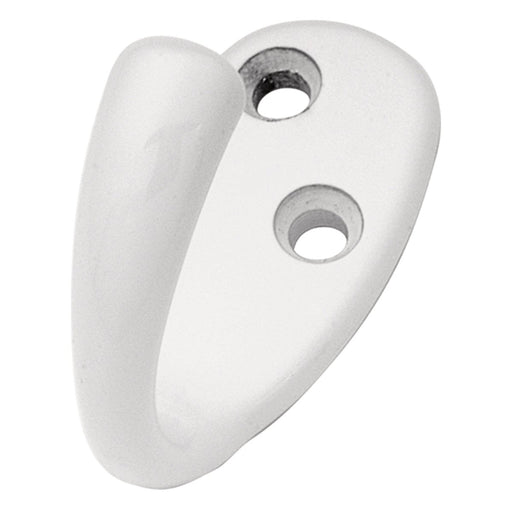 Hickory Hardware H-P27100-W Functional/Hooks White Hook