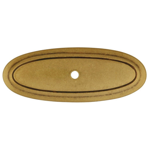 Hickory Hardware H-P277-LP Traditional/Manor House Lancaster Hand Polished BackPlate - Knob Depot