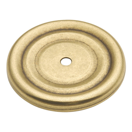 Hickory Hardware H-P282-LP Traditional/Manor House Lancaster Hand Polished BackPlate - KnobDepot.com