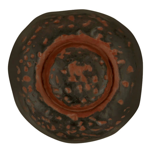 Hickory Hardware H-P3002-RI Casual/Refined Rustic Rustic Iron Round Knob - Knob Depot