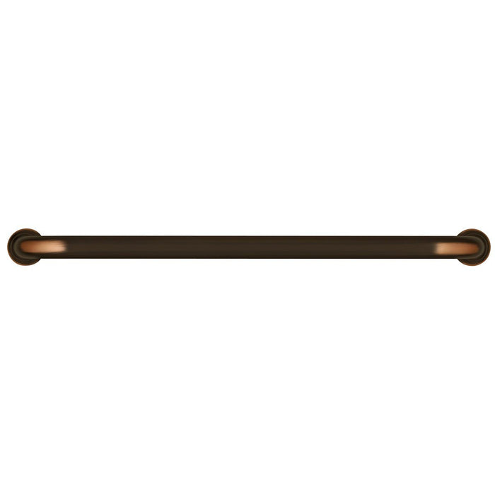Hickory Hardware H-P3008-OBH Contemporary/Zephyr Oil Rubbed Bronze Highlighted Appliance Pull - KnobDepot.com
