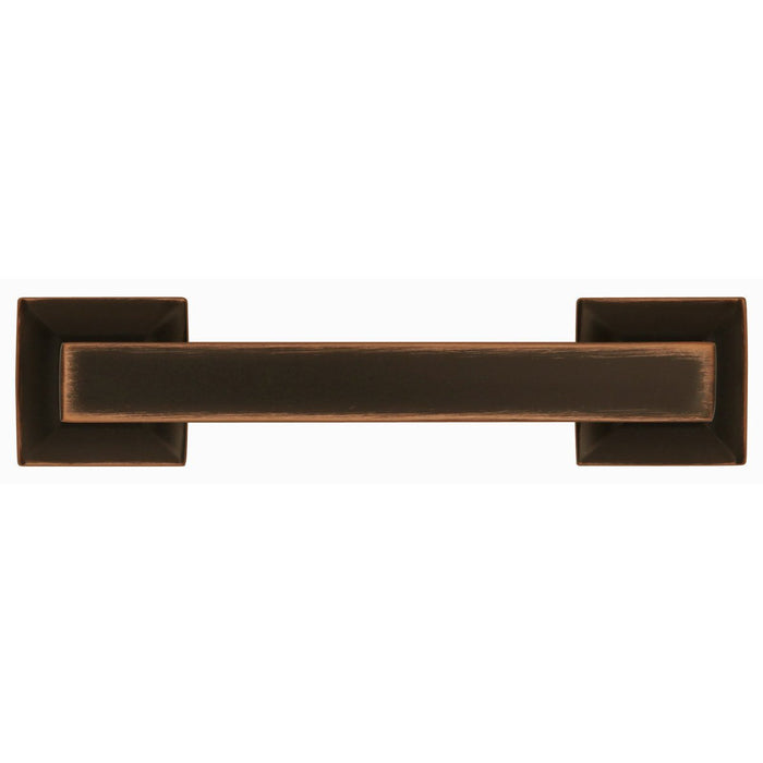 Hickory Hardware H-P3010-OBH Contemporary/Studio Oil Rubbed Bronze Highlighted Standard Pull - Knob Depot
