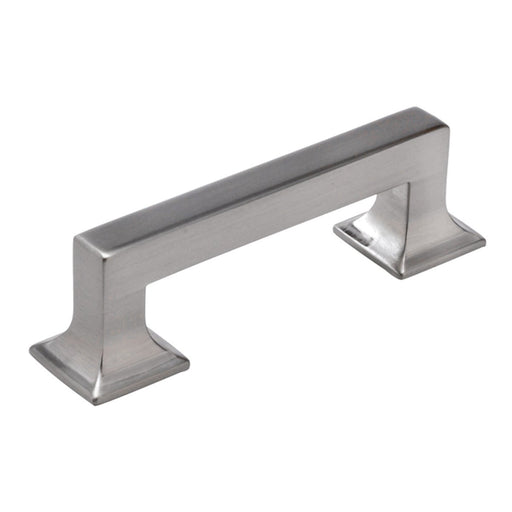 Hickory Hardware H-P3010-SN Contemporary/Studio Satin Nickel Standard Pull