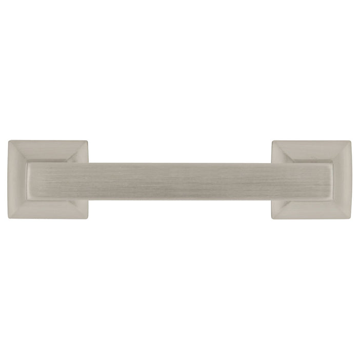 Hickory Hardware H-P3010-SN Contemporary/Studio Satin Nickel Standard Pull - Knob Depot