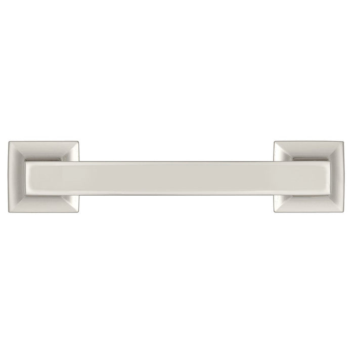 Hickory Hardware H-P3011-14 Contemporary/Studio Bright Nickel Standard Pull