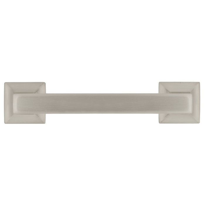 Hickory Hardware H-P3011-SN Contemporary/Studio Satin Nickel Standard Pull