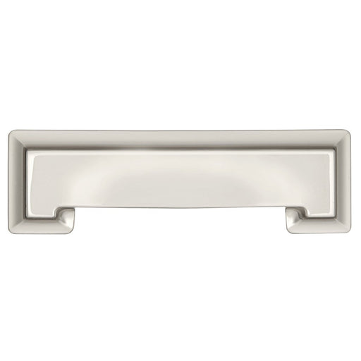 Hickory Hardware H-P3013-14 Contemporary/Studio Bright Nickel Standard Pull - KnobDepot.com