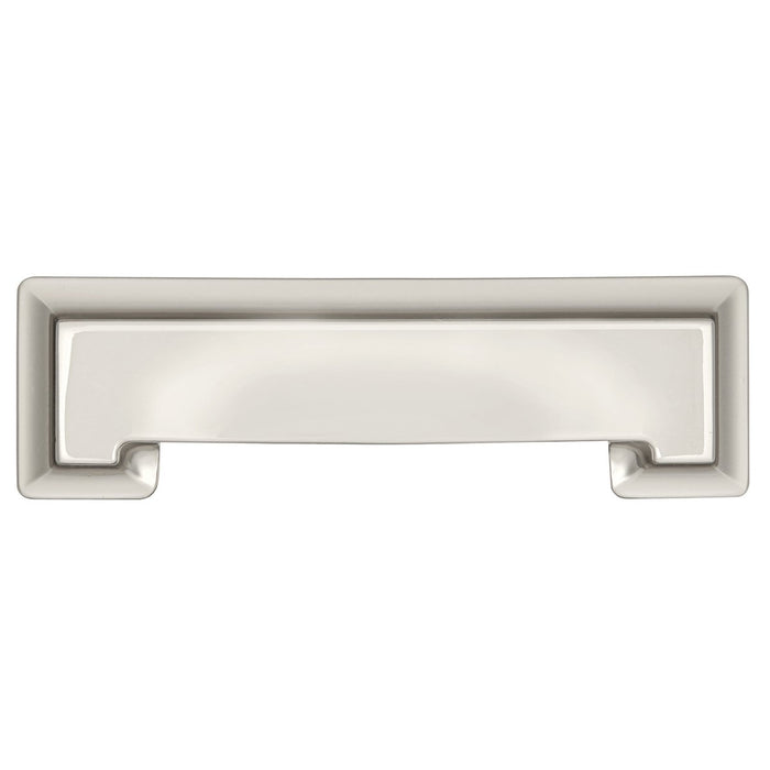 Hickory Hardware H-P3013-14 Contemporary/Studio Bright Nickel Standard Pull - Knob Depot
