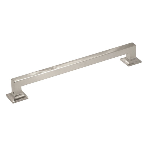 Hickory Hardware H-P3016-14 Contemporary/Studio Bright Nickel Appliance Pull - KnobDepot.com