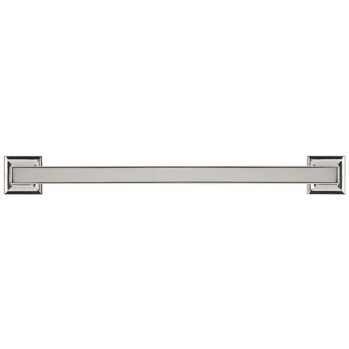 Hickory Hardware H-P3016-14 Contemporary/Studio Bright Nickel Appliance Pull